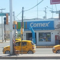 Photo taken at COMEX Sucursal EDUARDO GUERRA by Martin L. on 8/1/2013
