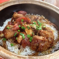 Photo taken at Kimpo Traditional Claypot Rice @ 881 by Wileen S. on 11/13/2012