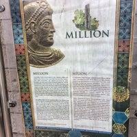 Photo taken at Million Stone by Elif T. on 3/11/2017