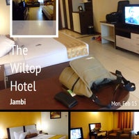 Photo taken at Wiltop Hotel by yadi s. on 2/21/2016