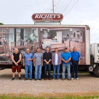 Photo taken at Richey's Furniture by Richey's Furniture on 7/16/2018