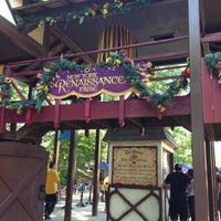 Photo taken at New York Renaissance Faire by Elaine H. on 8/25/2013