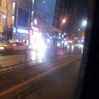 Photo taken at 110 Kadıköy - Taksim by Aşkın T. on 3/18/2014