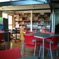 Photo taken at Biblioteca Publica de Palmilla by Mariia R. on 12/12/2013