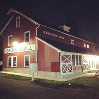 Photo taken at Grovers Mill by Brad T. on 4/14/2014
