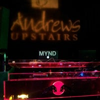 Photo taken at Andrews Upstairs DJ Booth by DJ M. on 1/13/2013