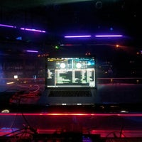 Photo taken at Andrews Upstairs DJ Booth by DJ M. on 4/14/2013