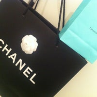 Photo taken at Chanel Boutique by Kikinha O. on 5/13/2013