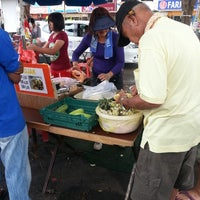 Photo taken at First Garden Rojak by Angie N. on 4/5/2014