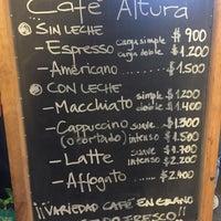 Photo taken at Café Altura by Alejandro S. on 5/27/2017