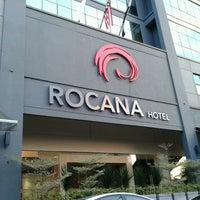 Photo taken at Rocana Hotel by Wan Abdul Rahim W. on 3/19/2013