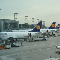 Photo taken at Gate A25 by aLex on 3/18/2013