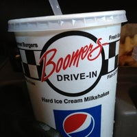 Photo taken at Boomer's Drive-In by Anthony D. on 7/15/2013