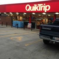 Photo taken at QuikTrip by Ryan C. on 4/8/2013
