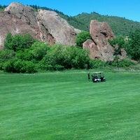 Photo taken at Arrowhead Golf Club by Tyler V. on 6/2/2013