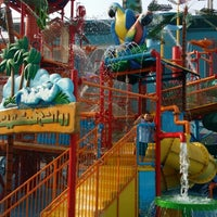 Photo taken at Water Park by Mohammed A. on 5/29/2014