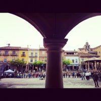 Photo taken at Poble Espanyol by Bárbara L. on 10/27/2012