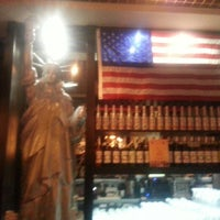 Photo taken at Liberty American Cafe & Coctail Bar by Саша С. on 8/26/2013