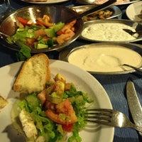 Photo taken at Zephyros Fish Tavern by Aleksandr M. on 9/23/2014