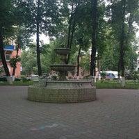 Photo taken at Сквер на улице Кирова by Andyoungo on 5/18/2013