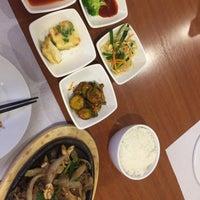 Photo taken at MIRIM Restaurante Coreano | 미림 by Alexandre L. on 11/8/2016
