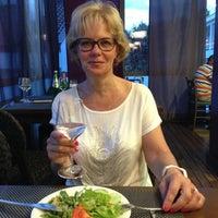 Photo taken at Restoran Magnolija by Olga S. on 9/1/2013