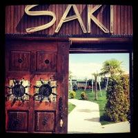 4/9/2013 tarihinde Sakiziyaretçi tarafından Saki Restaurant'de çekilen fotoğraf