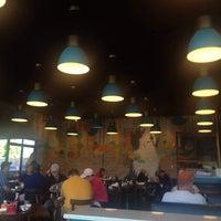 6/5/2016 tarihinde Bahadır M.ziyaretçi tarafından Barnaby's Cafe'de çekilen fotoğraf