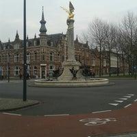 Photo taken at De Gouden Draak - Drakenfontein by Robin v. on 3/8/2013