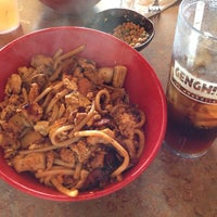 Photo taken at Genghis Grill by Andres Beastkiller E. on 5/15/2013