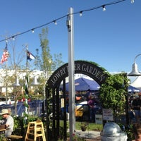 Photo taken at Lowry Beer Garden by patrick d. on 9/29/2012