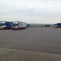 Photo taken at Fabry Transports by Quentin B. on 7/11/2013