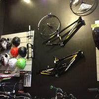Photo taken at DC Team Bike Shop by Sacha R. on 8/16/2013