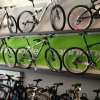 Photo taken at DC Team Bike Shop by Sacha R. on 8/3/2013