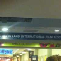 Photo taken at Tower City Cinemas by Kelly P. on 4/12/2013