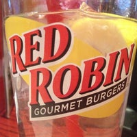 Photo taken at Red Robin Gourmet Burgers by Kristin W. on 1/27/2013