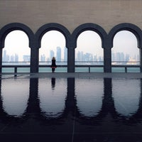 Photo taken at Museum of Islamic Art (MIA) by Dirk B. on 4/22/2013