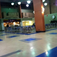 Photo taken at Student Center Dining Hall by Logan A. on 3/15/2013