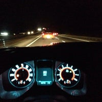 Photo taken at I-85 Exit 4 by Joshua H. on 2/1/2014
