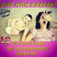 Photo taken at Legacy Services Carpet Cleaning by Ron L. on 4/28/2017
