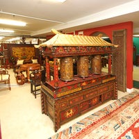 Photo taken at Golden Lotus Antiques by Golden Lotus Antiques on 8/7/2014