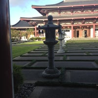 Photo taken at Fo Guang Shan Temple | 北岛佛光山 by Dave C. on 4/27/2013