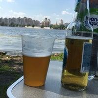 Photo taken at Залив на оболони by Денис К. on 8/5/2017
