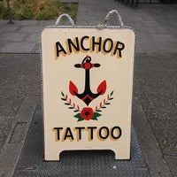 Anchor tattoo prices photos reviews seattle wa for Anchor tattoo seattle