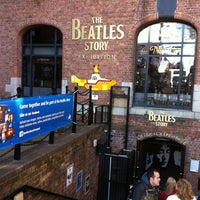 Photo taken at The Beatles Story by miguelandujar on 11/3/2012