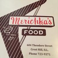 Photo taken at Merichka's Restaurant by Patti H. on 11/28/2016