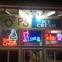 Photo taken at Dips Ice Cream by Patti H. on 2/6/2018