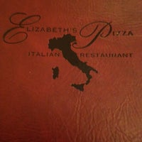 Photo taken at Elizabeth's Pizza by Richard W. on 3/7/2015
