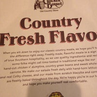 Photo taken at Cracker Barrel Old Country Store by Richard W. on 8/11/2015
