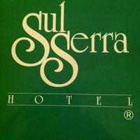 Photo taken at Sul Serra Hotel by Marina A. on 3/18/2013